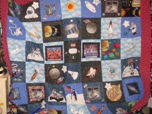 2014 NASA quilt
